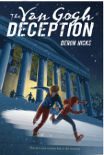 The Van Gogh Deception by Deron Hicks